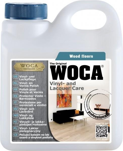 VinFloors WOCA Vinylseife zur Reinigung von sämtlichen Vinylböden (1 Liter)