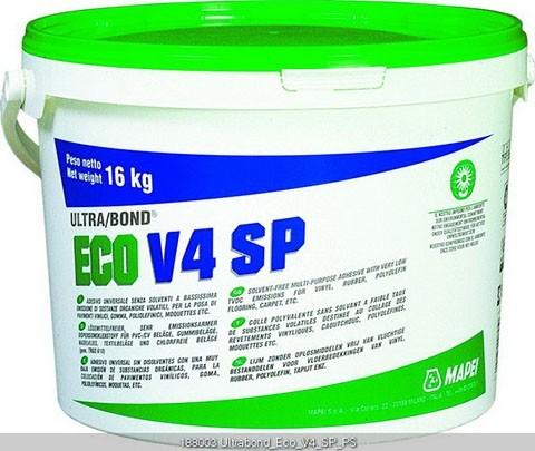 VinFloors Mapei Ultrabond ECO V4SP Dispersionskleber für Vinyl (16 kg/Kübel)