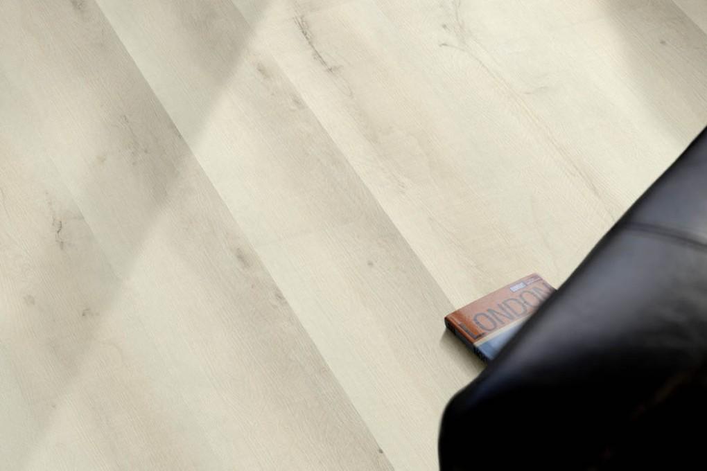 VinFloors Vinylboden PLANK 2,5 mm Eiche Pure Landhausdiele