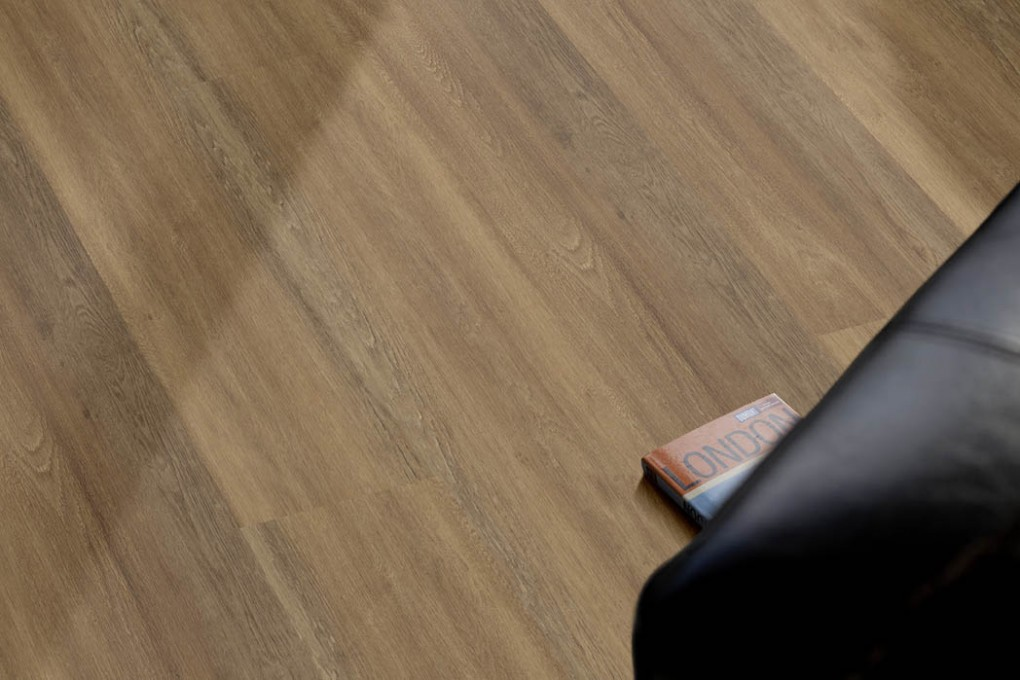 VinFloors Vinylboden PLANK 2,5 mm Eiche Whisky Landhausdiele