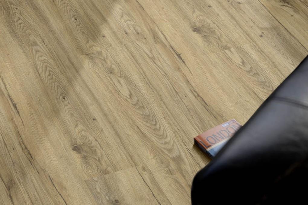 VinFloors Vinylboden PLANK 2,5 mm Eiche Dachstein Landhausdiele