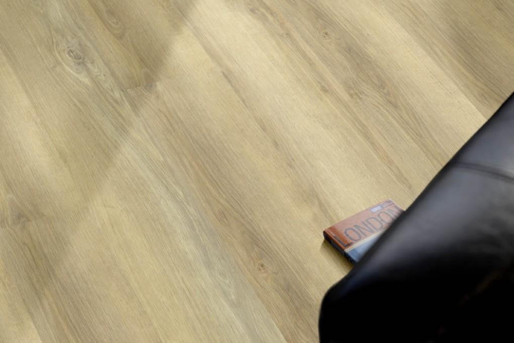 VinFloors Vinylboden LOCK 5,0 mm Eiche Caramel Landhausdiele