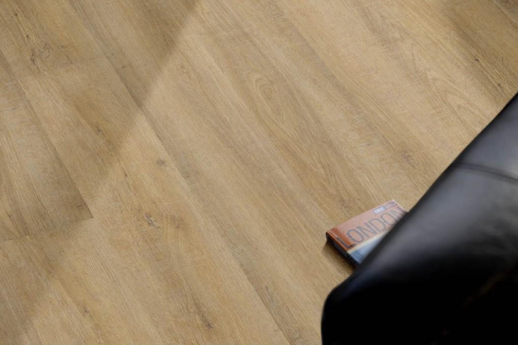 VinFloors Vinylboden TEC 8,0 mm Eiche sägerau Landhausdiele