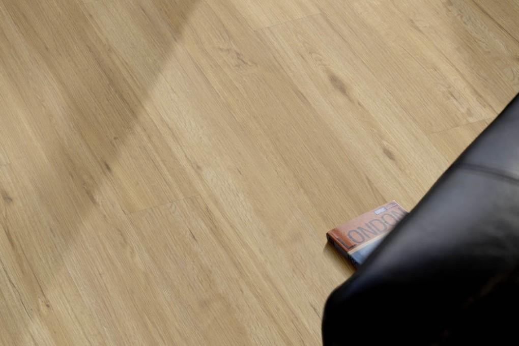 VinFloors Vinylboden BASIC 4,0 mm Eiche London Landhausdiele
